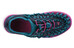 Keen Uneek O2 Sandals Youth Dress Blues/Very Berry